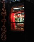 6th Dec 2018 - Tattoo