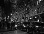 6th Dec 2018 - City sidewalks, busy sidewalks