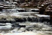 7th Dec 2018 - Icy creek