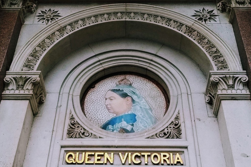 Queen Victoria by 4rky
