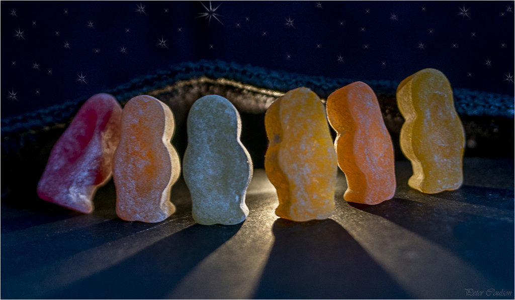 Six wise men by pcoulson