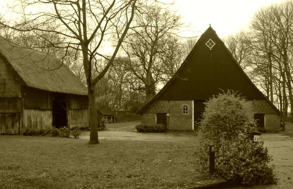 historic farmhouse by gijsje