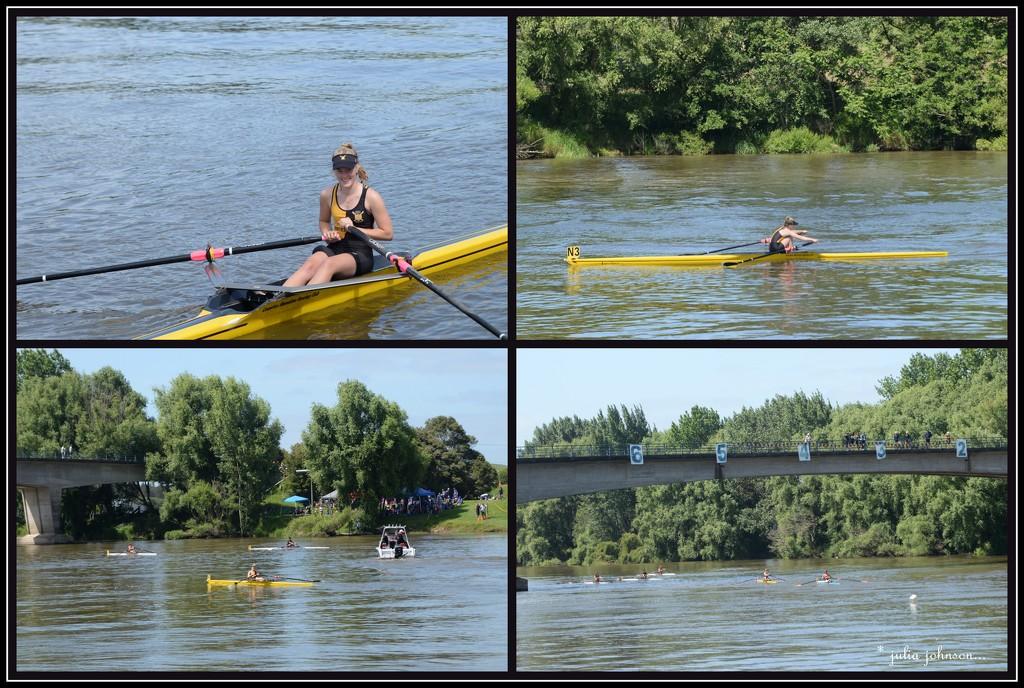 Taryns Rowing... by julzmaioro