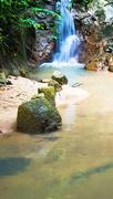 31st Oct 2018 - Small waterfall