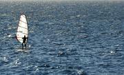 8th Dec 2018 - Sailboarding