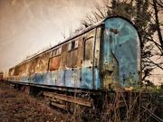 8th Dec 2018 - This train......