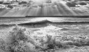 8th Dec 2018 - Sun on the Waves