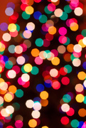 1st Dec 2018 - Christmas Bokeh