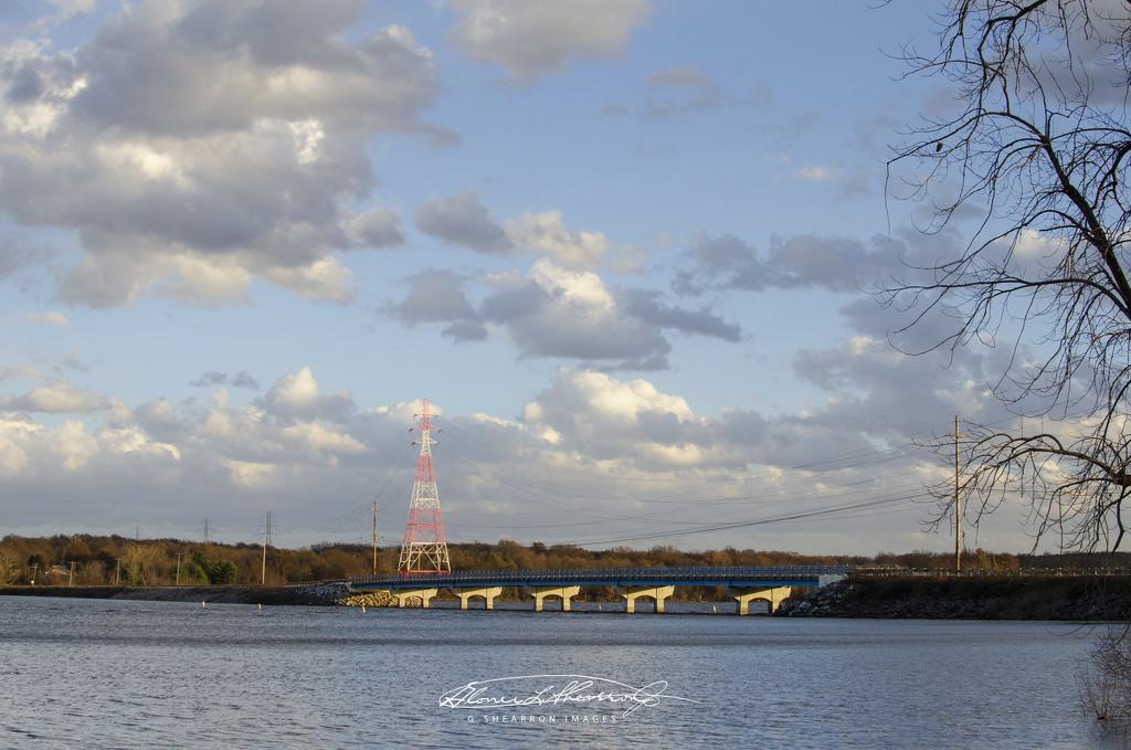 Afternoon light on the bridge by ggshearron