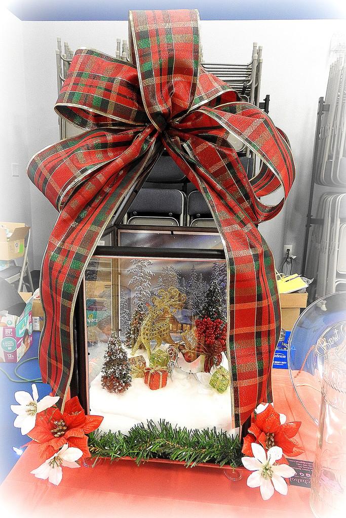 Christmas lantern by homeschoolmom