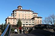 8th Dec 2018 - Broadmore Hotel