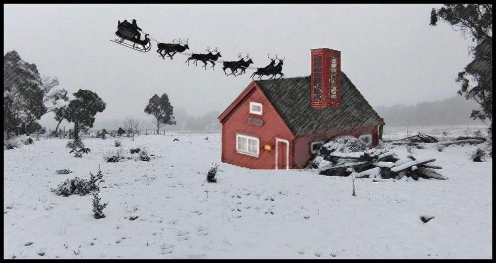 Ho. Ho. Ho.  Merry Christmas Everyone!! by robz