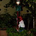 A LAMP-POST FOR MR GNOME