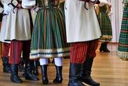 9th Dec 2018 - Polish Folk Dancing Costumes