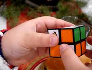 8th Dec 2018 - Rubiks Cube Fun
