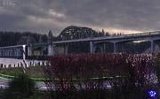9th Dec 2018 - Bridge At Christmas