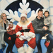 Christmas With Santa 2018 - Claveau Family