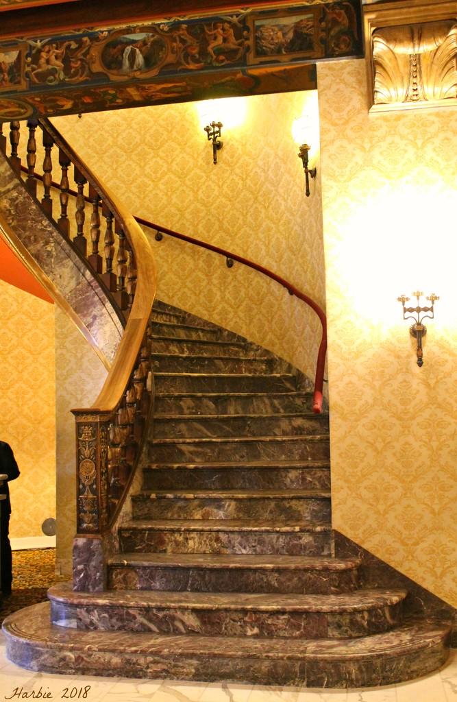 Stairway by harbie