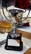 10th Dec 2018 - Den won a trophy!