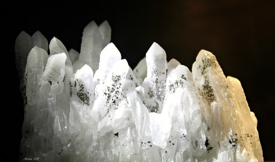 Crystals by harbie