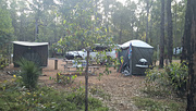 4th Dec 2018 - Camping at Potters Gorge, Wellington Dam