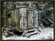 10th Dec 2018 - Old shed