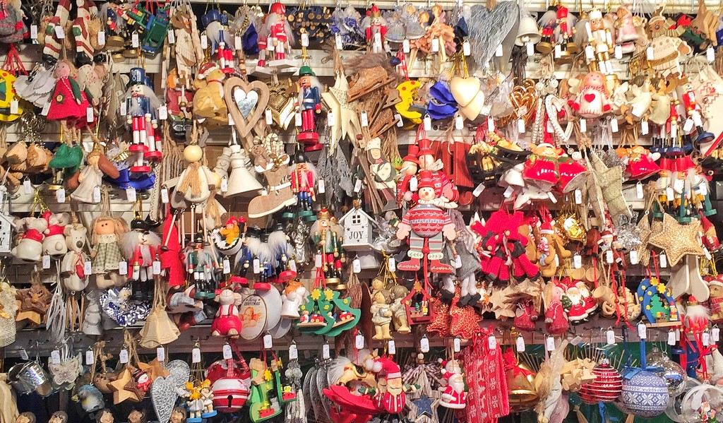 Christmas ornaments.  by cocobella