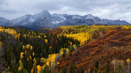 Colorful Change of Seasons by exposure4u