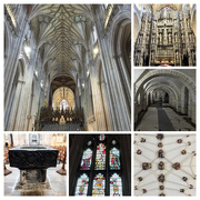 12th Dec 2018 - Inside Winchester Cathedral
