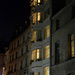 hotel lighted