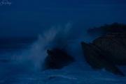 14th Dec 2018 - Twilight High Surf At Shore Acres