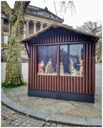 15th Dec 2018 - The nativity scene which has been a feature in Preston from as far back as I remember!