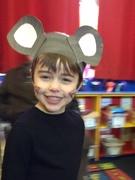 15th Dec 2018 - Me!  A mouse!!