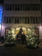 12th Dec 2018 - The entrance.