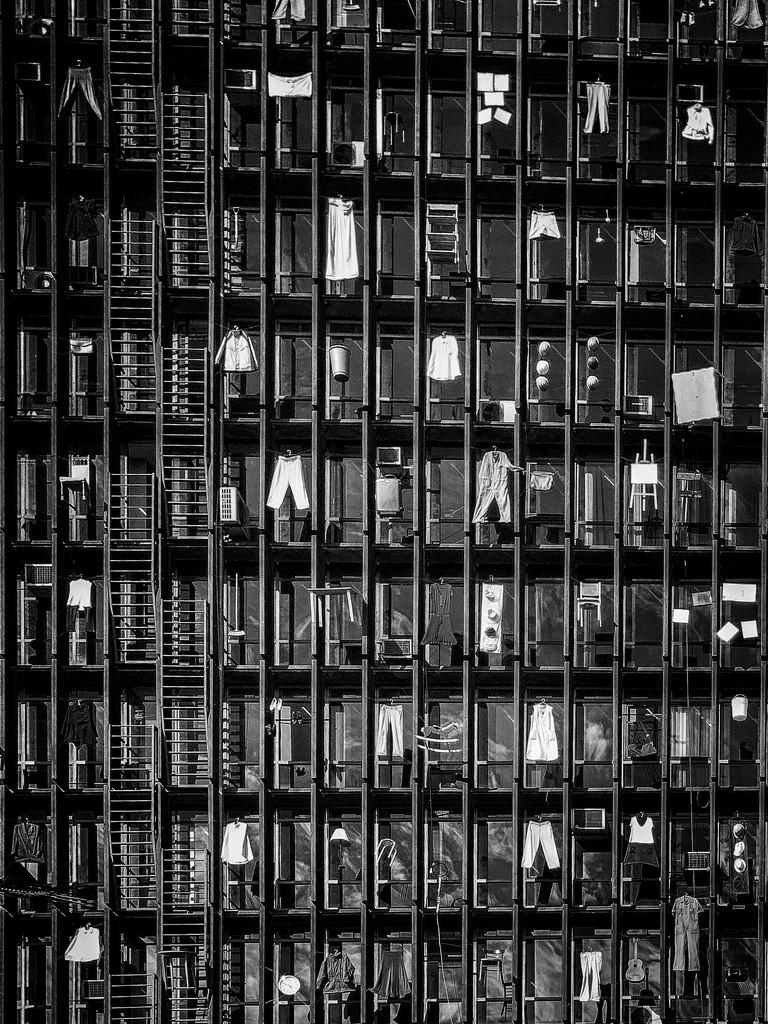 Looking Closer at Apartment Art by jyokota