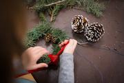 15th Dec 2018 - Wreath Making