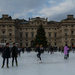 The ice rink at Somerset House