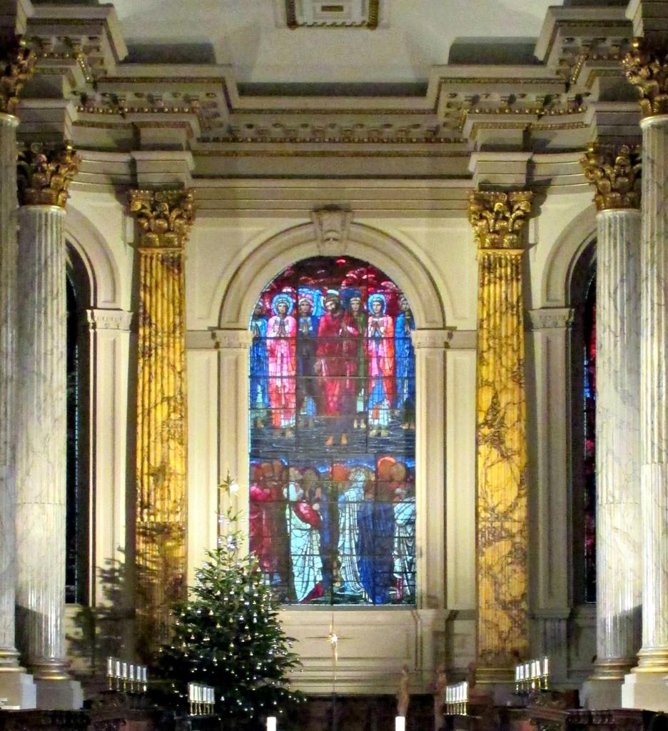 Birmingham Cathedral Window by filsie65