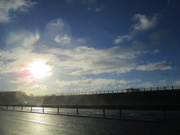 10th Dec 2018 - Clear roads and sunbeams