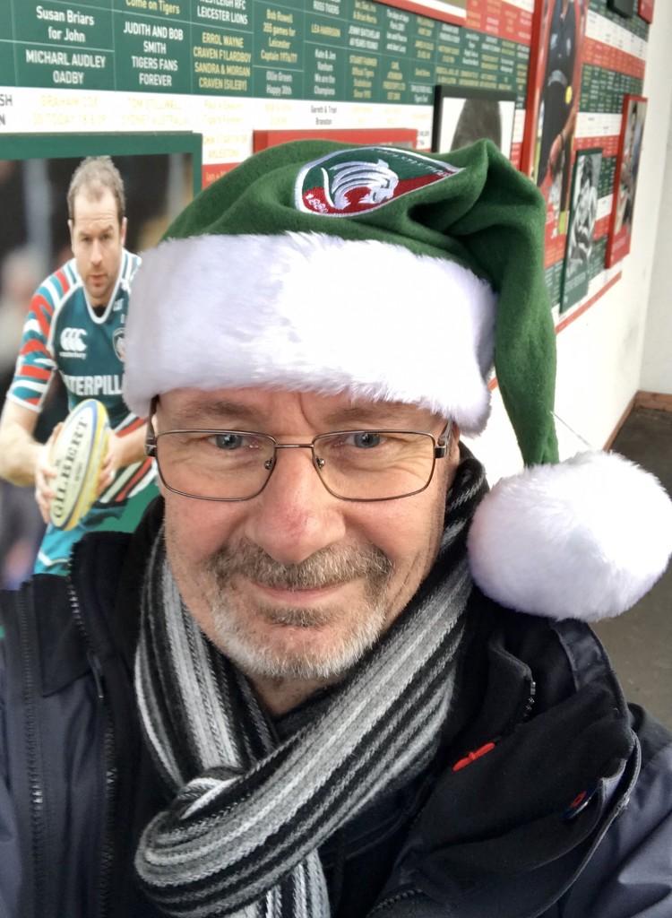 Festive Rugby Selfie by phil_sandford