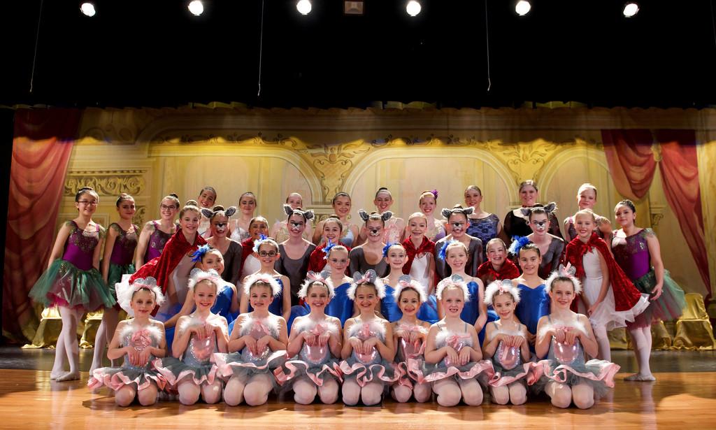 Ballet Company by loweygrace
