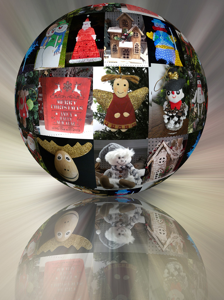 Christmas Orb by onewing