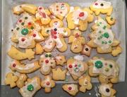 18th Dec 2018 - Christmas cookies.