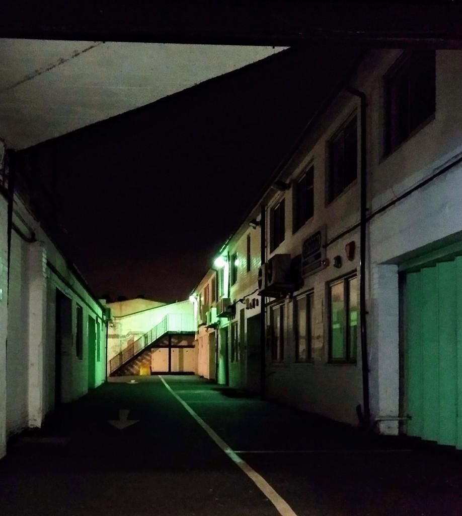 Green Light by 4rky