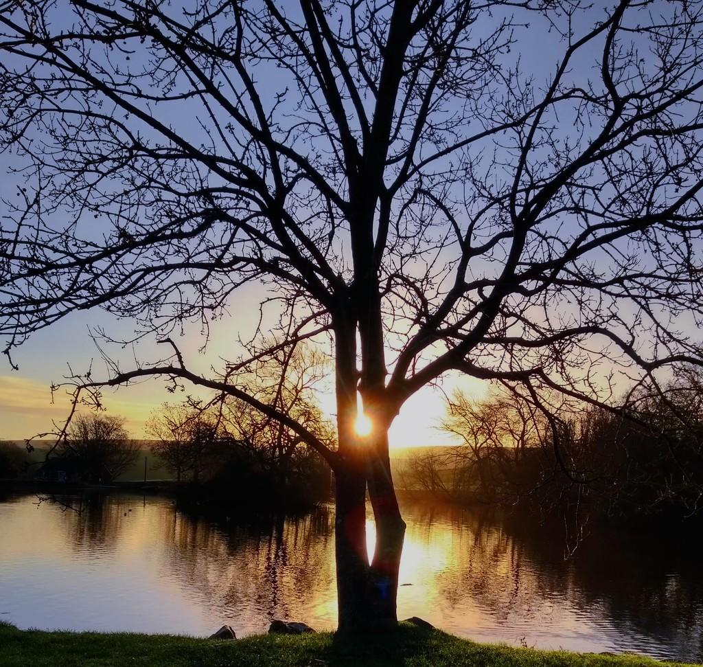 Morning Light II by 4rky