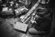 17th Dec 2018 - Wrapping Presents