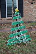 16th Dec 2018 - Pallet Christmas Tree
