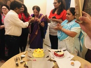 30th Nov 2018 - Birthday Party