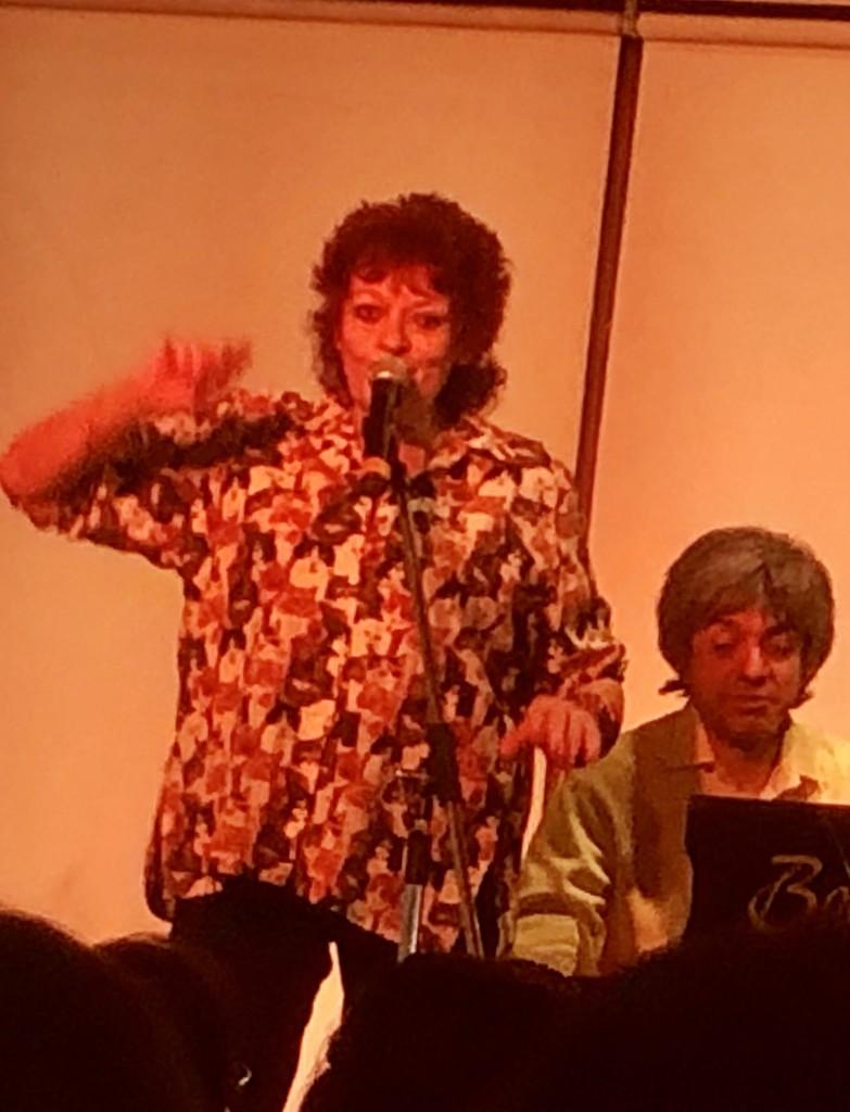 Dana Gillespie sings for us by veengupta