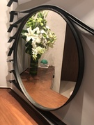 1st Dec 2018 - The oval mirror
